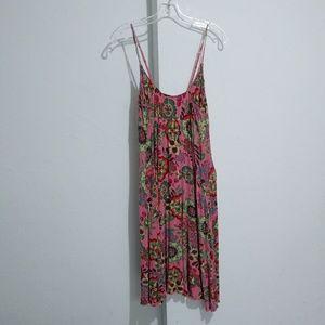 Anthropologie Pinkerton floral Dresses/Chemise m